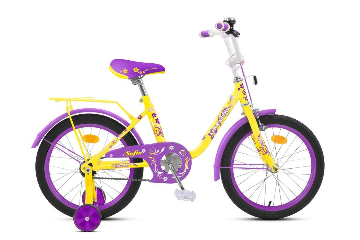 Велосипед MAXXPRO SOFIA 18