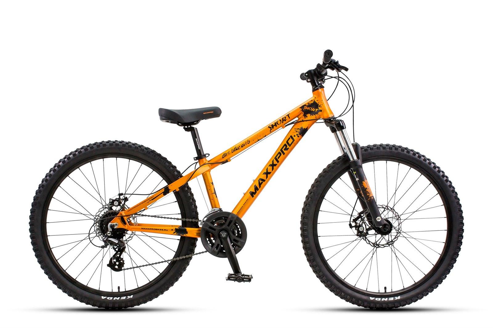 Велосипед MAXXPRO SHORT