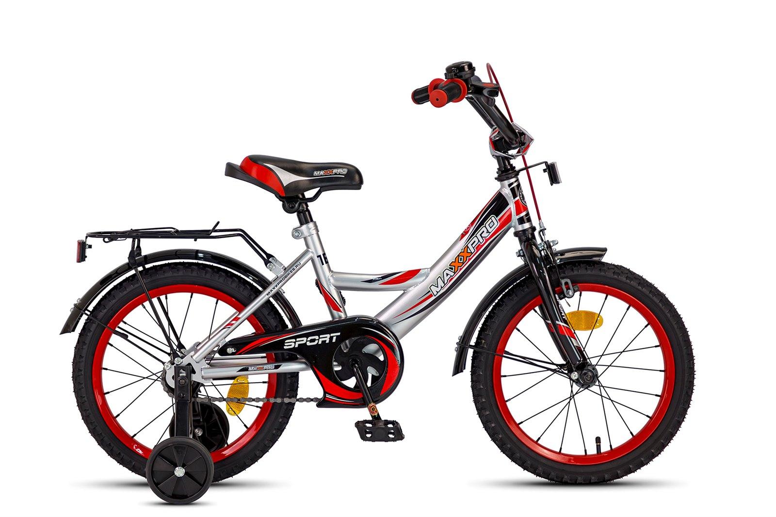 "Детский велосипед MAXXPRO SPORT 16"""