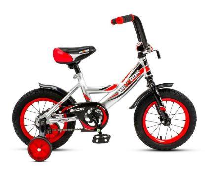 """Детский двухколесный велосипед BLCK AQUA Sport 14"""""""