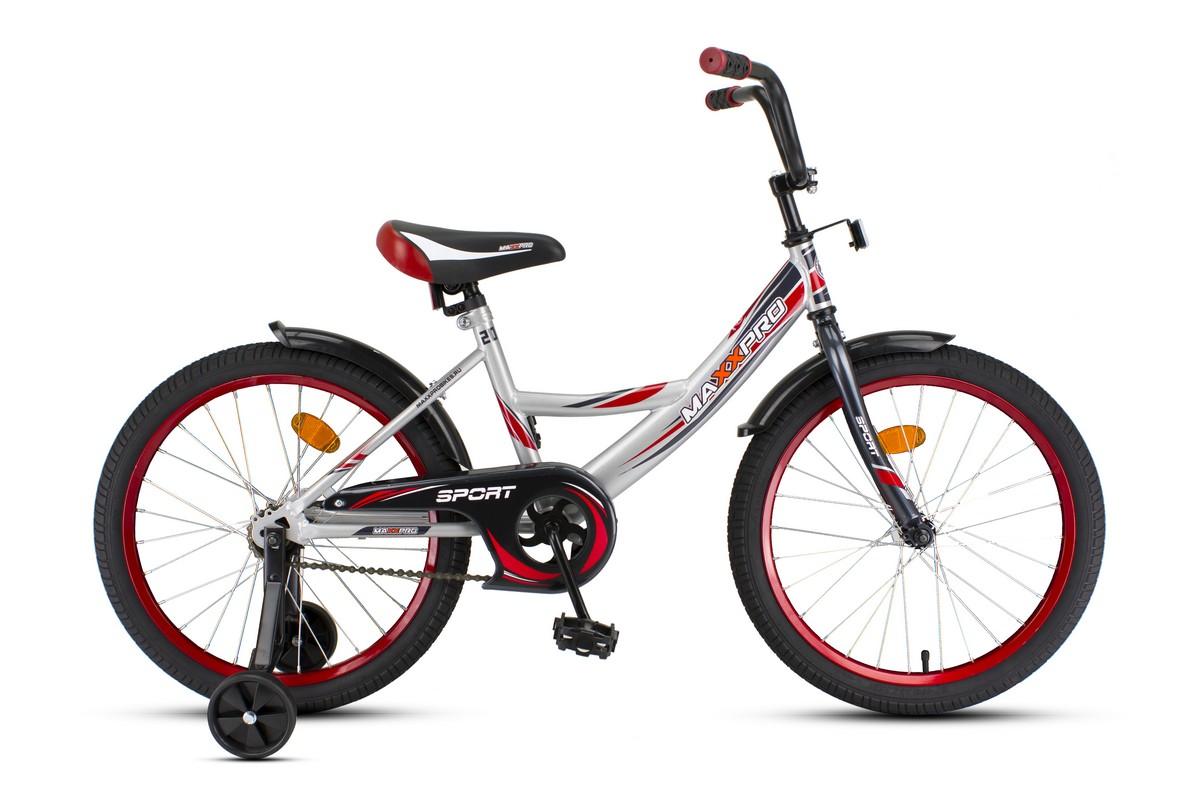 Детский велосипед MAXXPRO SPORT 20
