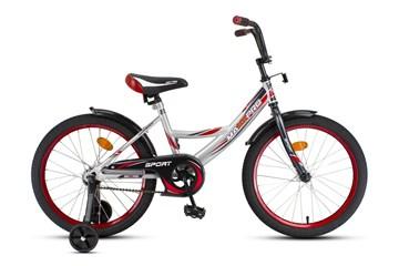 """Детский велосипед BLACK AQUA Sport 20"""""""