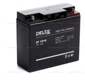 Аккумулятор Delta DT 1218