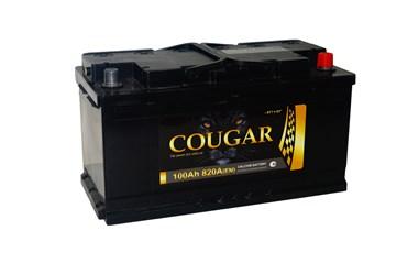 Аккумулятор Cougar 100 EVRO