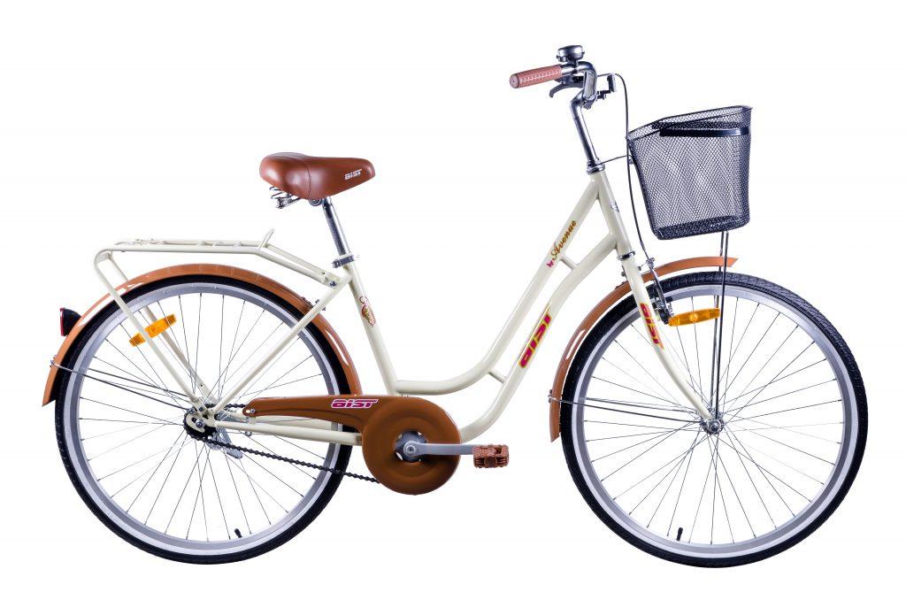 """Городской велосипед AIST Avenue 26"""" с женской рамой"""