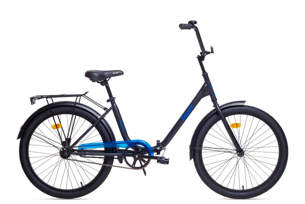 """Складной дорожный велосипед AIST Smart 24"""" 1.1"""