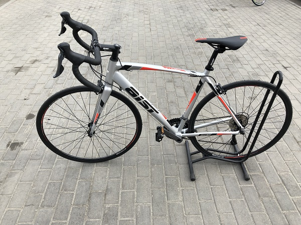 "Шоссейный велосипед AIST Mach 1.0 28"""