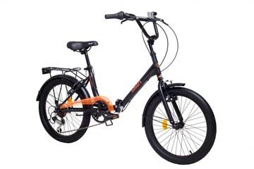 """Подростковый велосипед AIST Smart 20"""" 1.1 со складной рамой"""