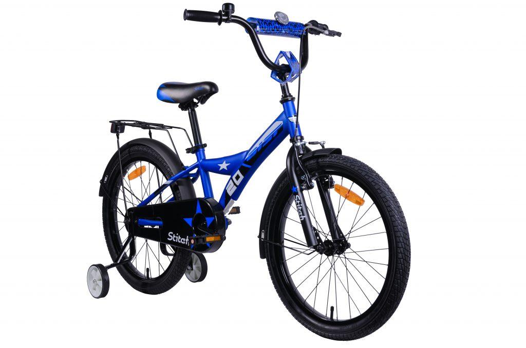 "Велосипед AIST STITCH 20"""