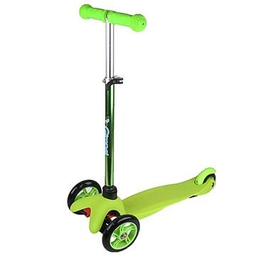 Детский самокат Gimpel K 120/80 Light Green