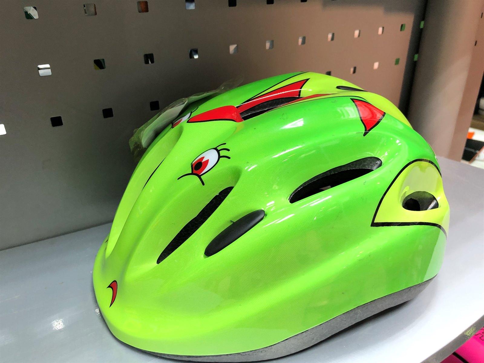 Детский велосипедный шлем V10GR, размер: L  (47-56 см)