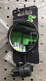 Велосипедное зеркало заднего вида, крепление в руль, артикул JY-6