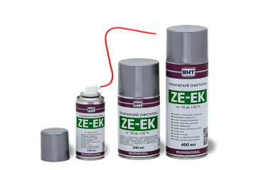 Технический очиститель Ze-ek, 400 мл