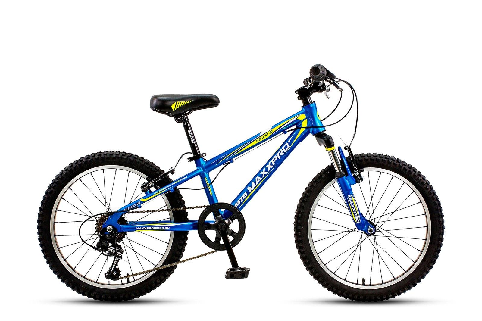 Велосипед MAXXPRO HELLCAT 20