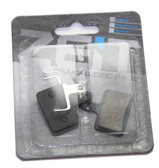 Колодки для дисковых тормозов (HIDR/MECHANANICAL) Shimano Deore M515/475/C501