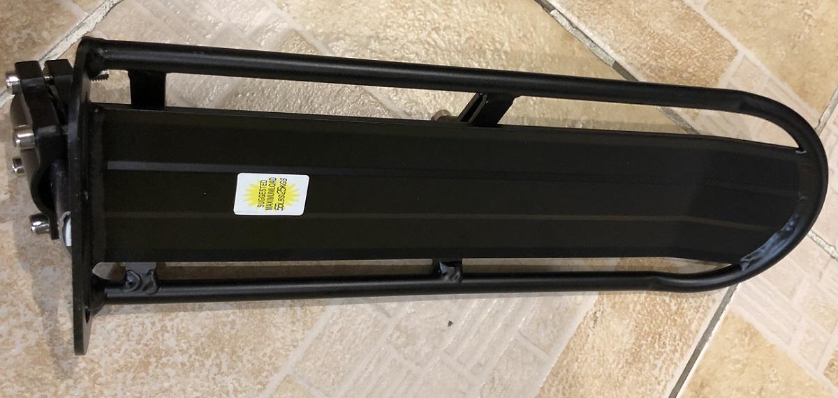 """STELS BLF-H12 - консольный багажник для велосипеда 20-28"""""""