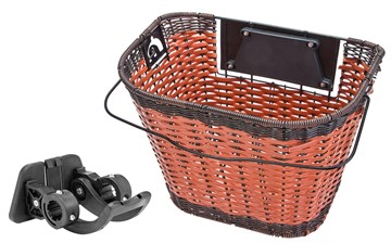 Плетеная велокорзина STELS JL-262