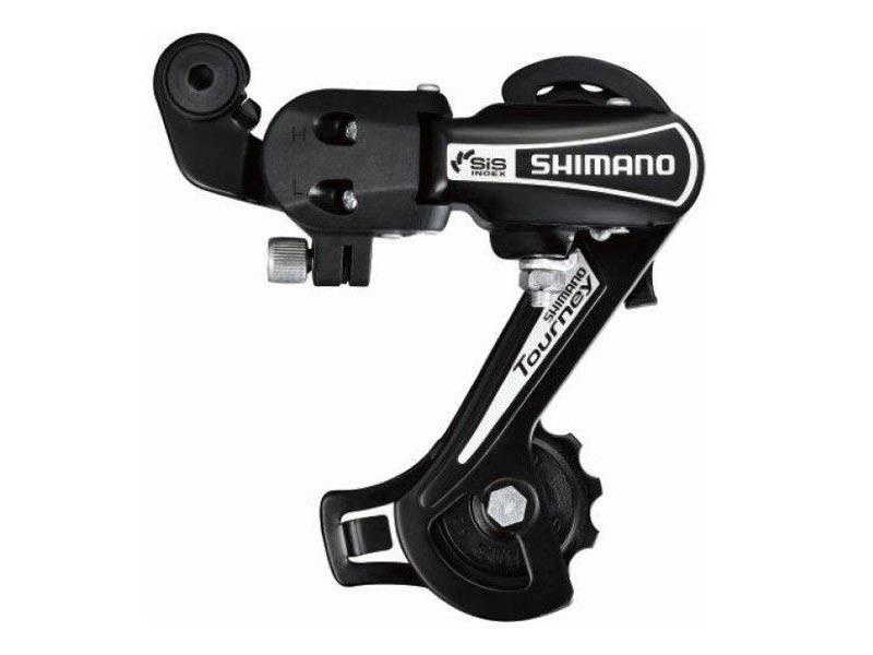 Переключатель скоростей задний Shimano Tourney RD-TY21B GS