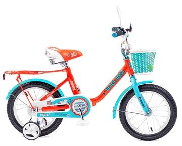 """Велосипед Black Aqua Sweet 16"""""""