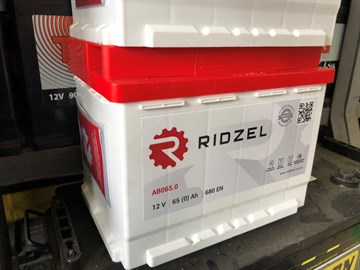 Аккумулятор RIDZEL AB065.0