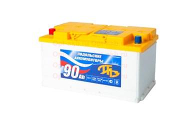 Автомобильный аккумулятор ПАЗ 6СТ-100 NR