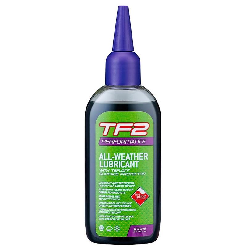 Смазка Weldtite TF-2 Performance с тефлоном для любой погоды 100 мл (AL17/41-004)