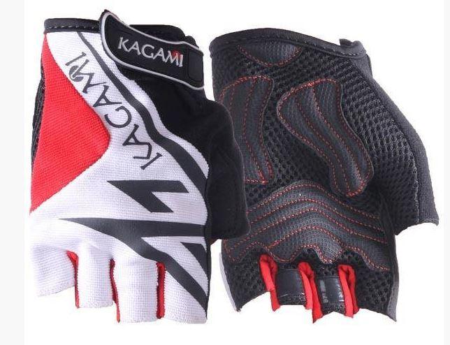 Перчатки без пальцев Kagami 2318-2014 (размер L)
