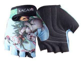 Перчатки без пальцев Kagami 2326-201 (размер L)