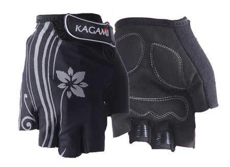 Женские перчатки без пальцев Kagami 2135-2013 (размер M)