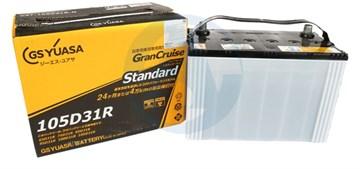 GS Yuasa GranCruise Standard 105D31R