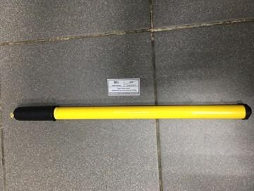 Насос ручной пластиковый 30x400 мм, шланг авто (100)