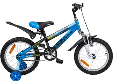 Велосипед детский RACER 20-002, синий