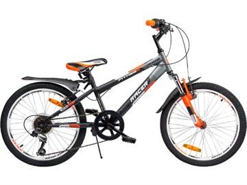 Велосипед детский RACER 20-003 2015, оранжевый
