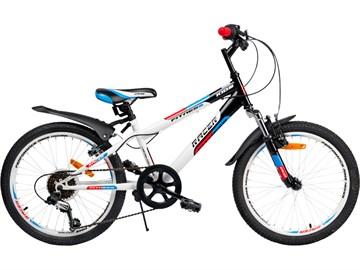 Велосипед детский RACER 20-003 2015, синий