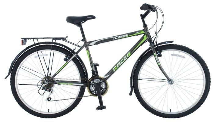2603 Велосипед  RACER MAN 18 скоростей