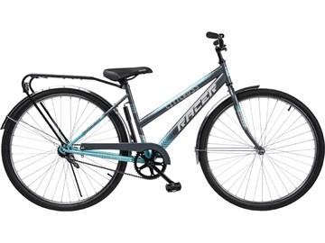 2860 Велосипед RACER  LADY серый