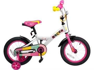 Велосипед детский RACER 910-16, красный