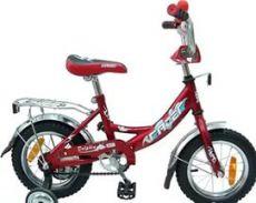 Велосипед детский Racer Dolpfin 916-12 (красный)
