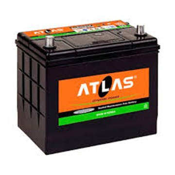 Atlas AMF 60 (L) 55B24, автомобильный аккумулятор
