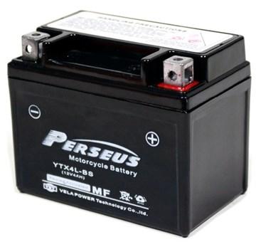 President YTX4L-BS DRY BATTERY, мото-аккумулятор (8 шт.)