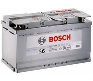 Bosch Silver S4 004, автомобильный аккумулятор