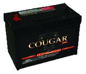 Cougar 75 Евро, автомобильный аккумулятор