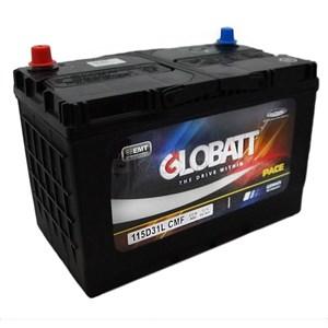 Globatt 115D31L, автомобильный аккумулятор