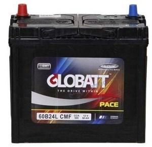 Globatt 60B24R, автомобильный аккумулятор