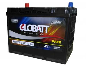 Globatt 90D26R, автомобильный аккумулятор