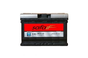 SAFA Platino SP77-L3, автомобильный аккумулятор