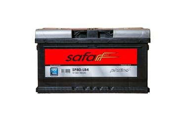 SAFA Platino SP80-LВ4, автомобильный аккумулятор