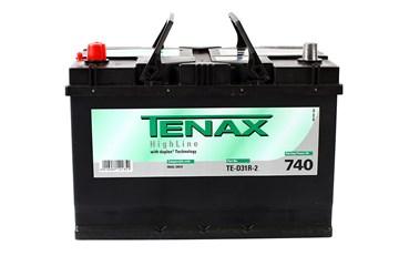 Tenax High Asia TE-D31R-2, автомобильный аккумулятор
