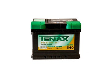 Tenax Premium ТЕ-Т5-1, автомобильный аккумулятор