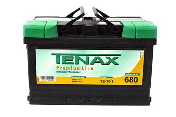 Tenax Premium ТЕ-Т6-1, автомобильный аккумулятор